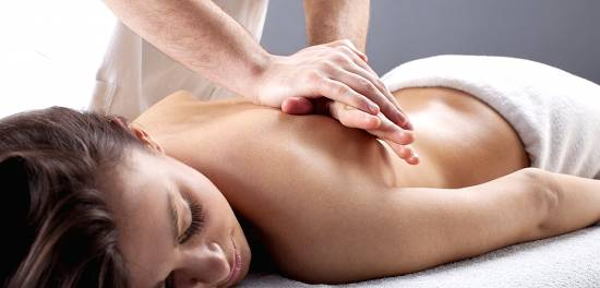 Σεμινάριο Deep Tissue Massage